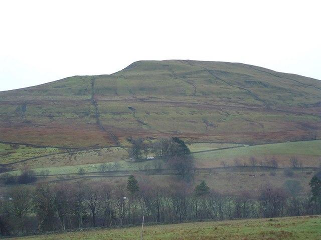 Sandy Hill, Widdale Fell, near Hawes, Wensleydale