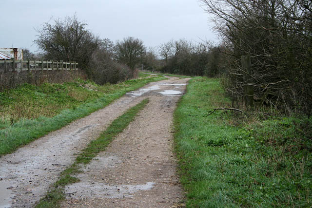 Coach Road, Dry Doddington