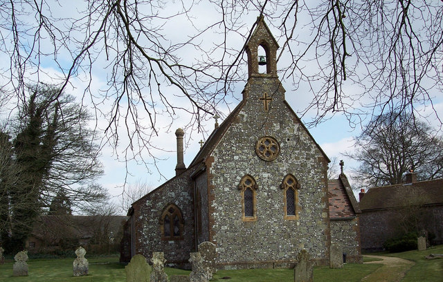 The Church of St Nicholas at Ashmore