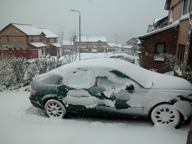 Once a year weather in Cumbernauld