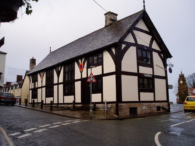The Old Courthouse, Ruthin