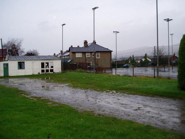 Ruthin tennis club