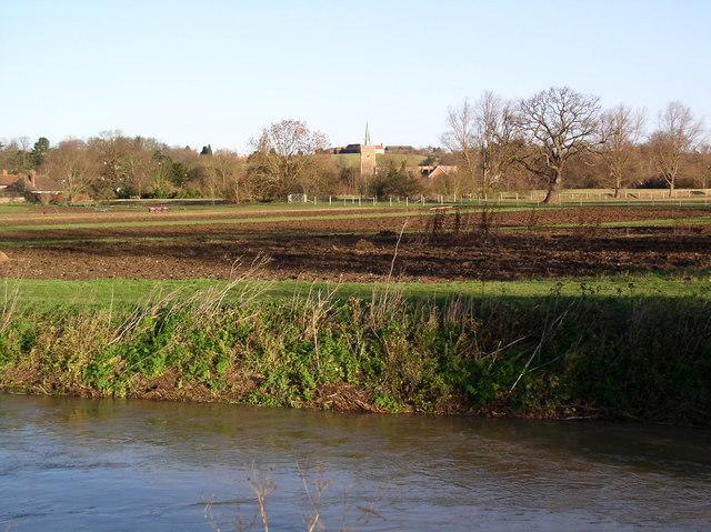 River Stour, Nayland, Suffolk/Essex border