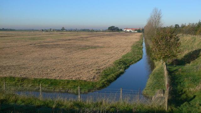 Freiston Shore Lincolnshire