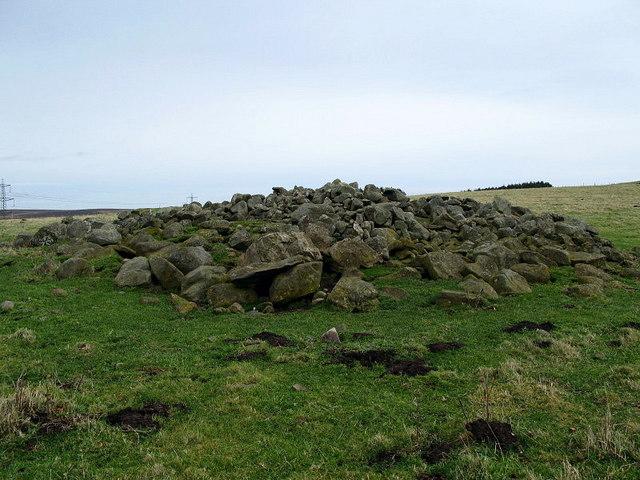 Mounds, Mayshiel