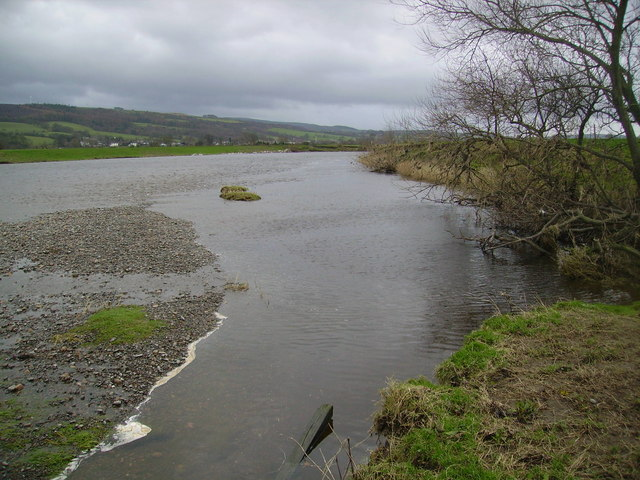 River Lune near Sandbeds