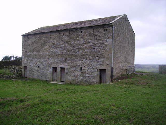 Windy Bank Barn