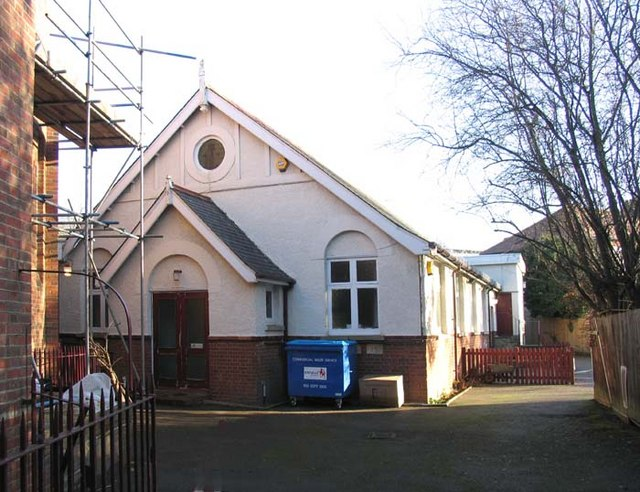 Original Church in the Orchard, Park Drive, London N21