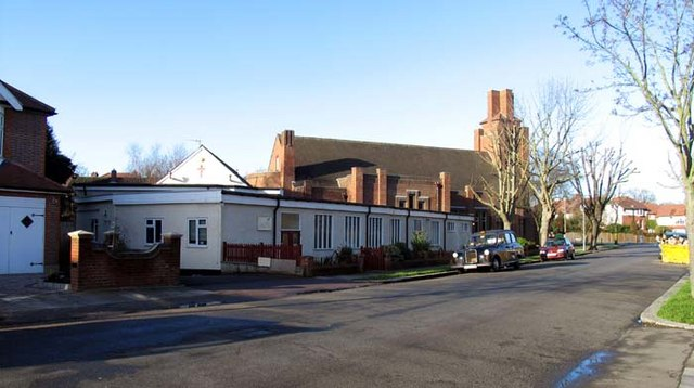 Church in the Orchard, Park Drive, London N21