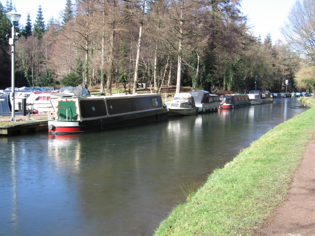 Goytre Wharf