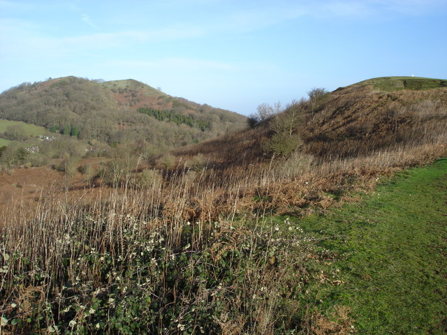 Ragged Stone Hill and Chase End Hill