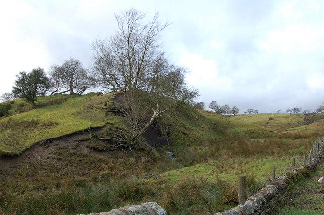 Stream near Pinkings Cleugh