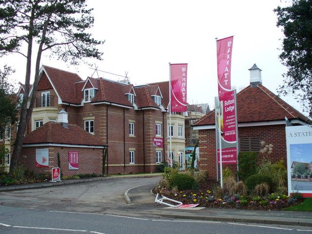 Sutton Lodge, The Marlyns, Burpham