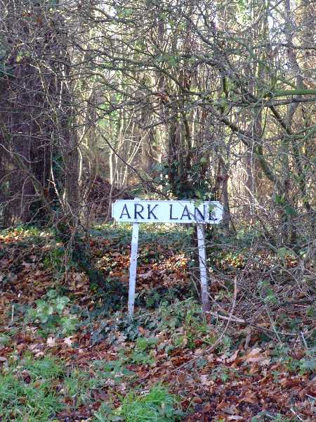 Ark Lane, country track