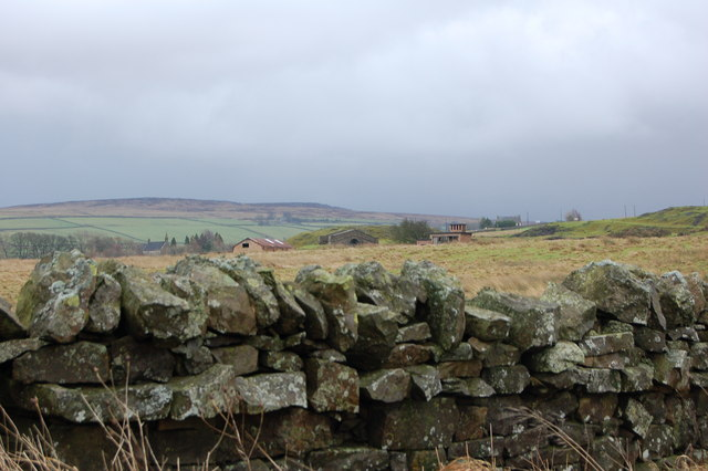Disused mine near Lambley