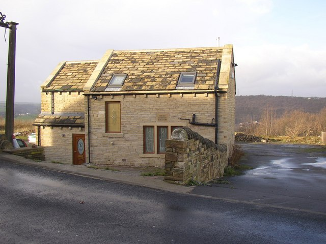 The Old Clubhouse, Lower Edge Road, Elland