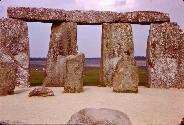 Stonehenge June 1965
