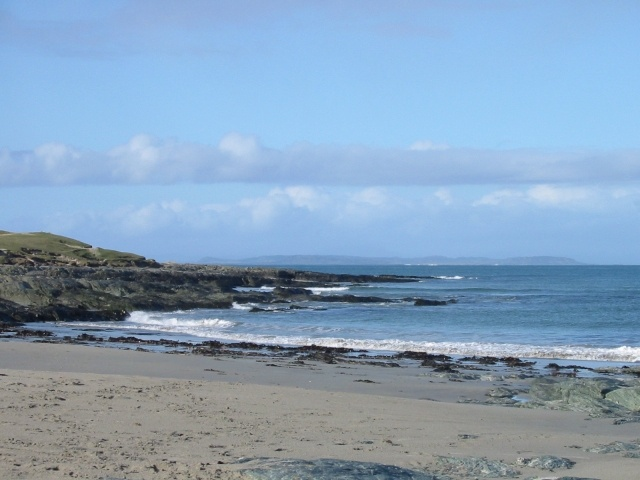 Beach at Port na Feamainn