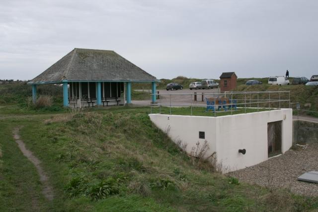 Shelter, West Runton