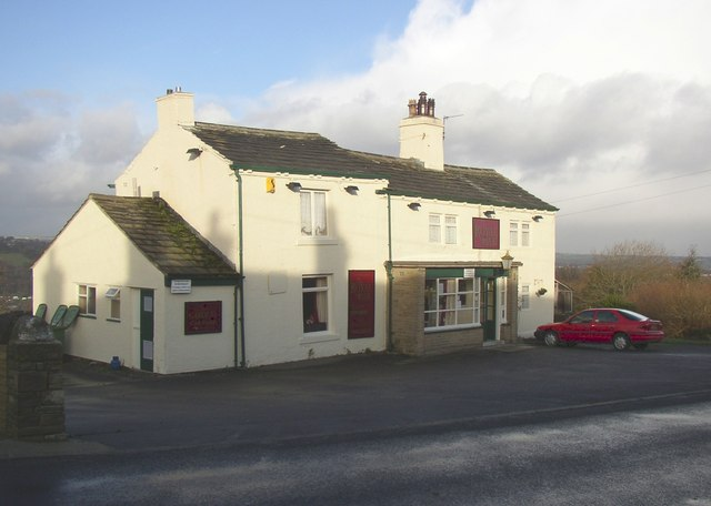 The Royal Oak Inn, Lower Edge Road, Elland