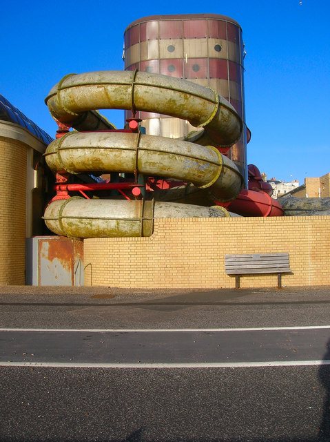 Pipes, King Alfred Leisure Centre