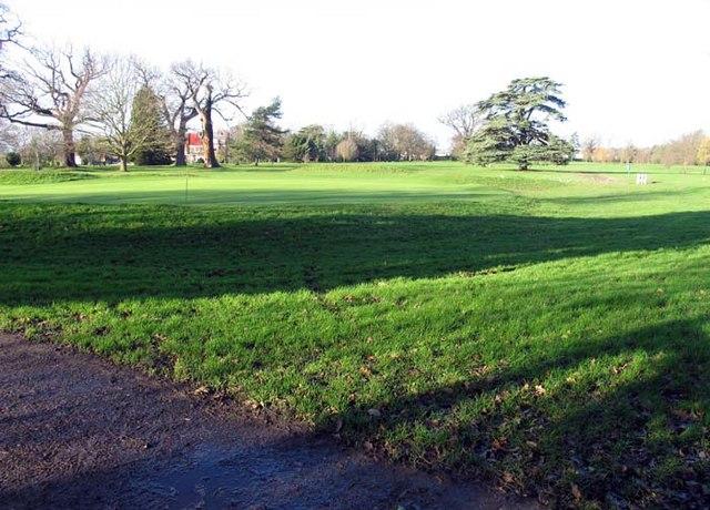 Bush Hill Golf Course, London N21