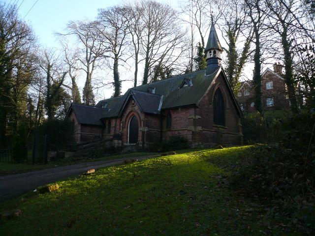 Pleasley Vale Church