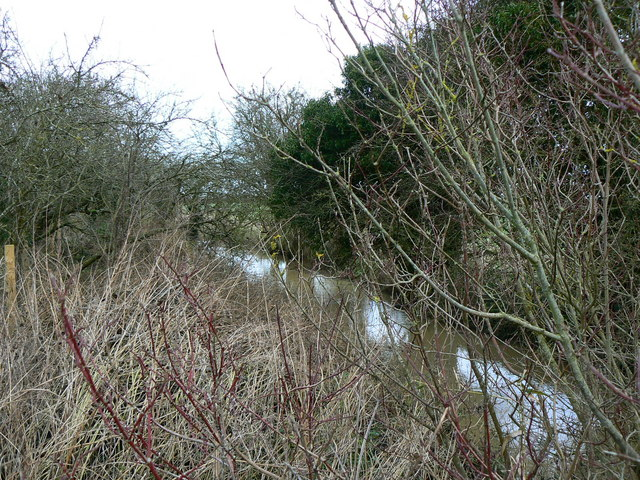 Share Ditch, Lushill, Swindon