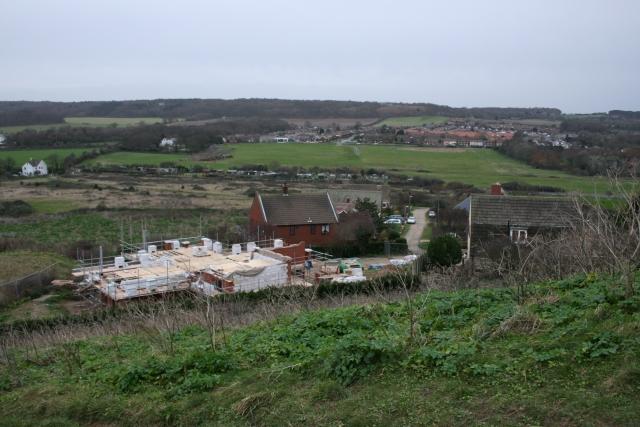 Construction, Beeston Hill