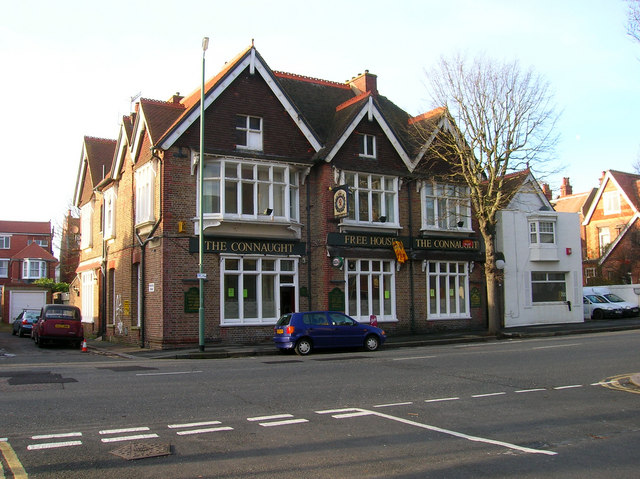 The Connaught, Hove Street