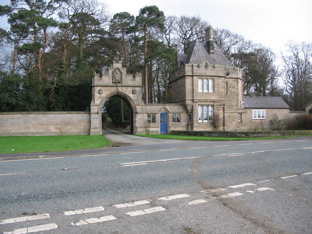 Chowley Lodge