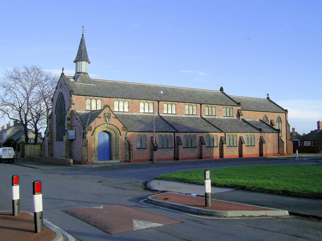 St  Johns Church Bedlington Station