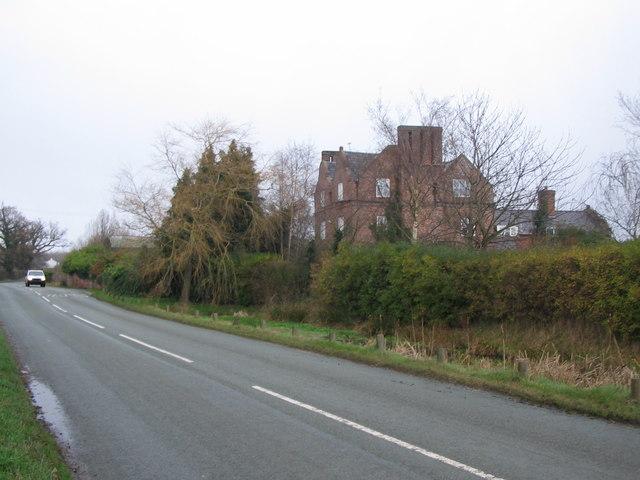 Stretton Lower Hall