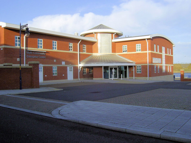 Blyth Community Enterprise Centre
