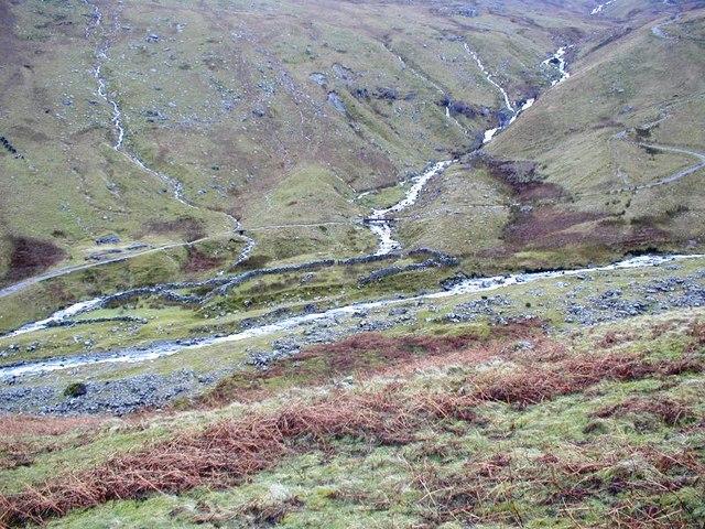 Sheepfold, Red Tarn Beck