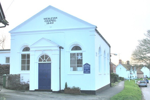 Bishop Burton Methodist Chapel