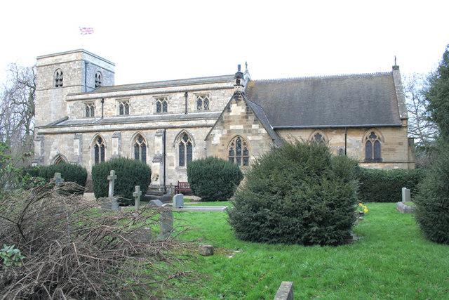 Bishop Burton Church