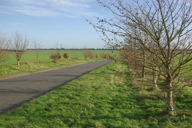 Swaffham Bulbeck - Newmarket Road