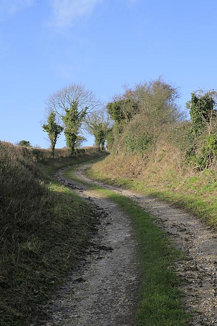 Copse Lane, Brown Candover