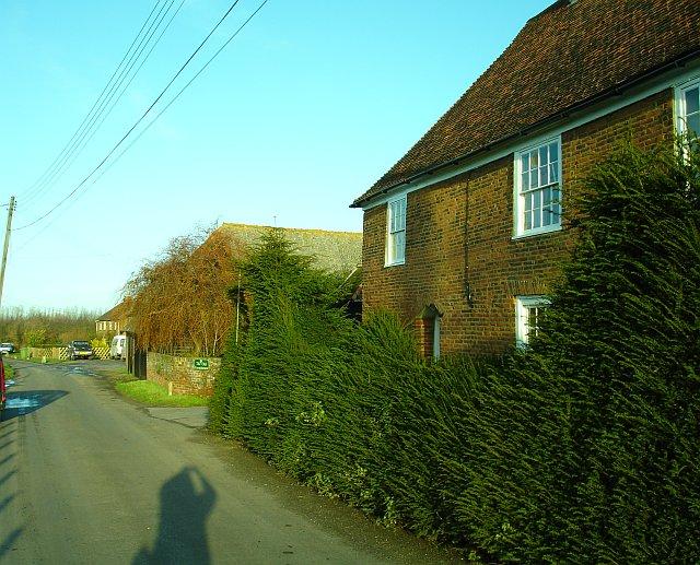 The Old Farmhouse, Deerton Street