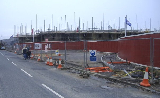 New development on the 'Lawn'
