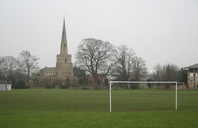 St Andrews Church, Chesterton