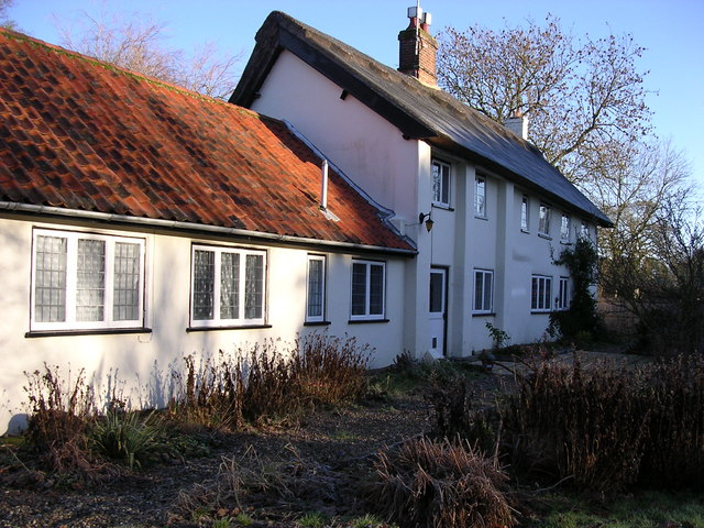 Typical property by Whitwell Common