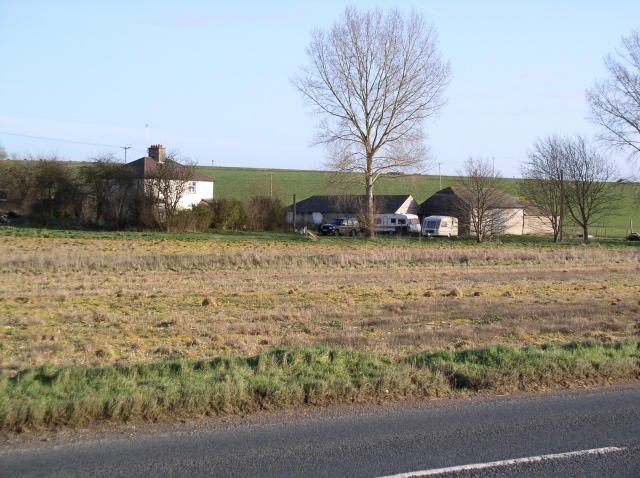 Farm beside A360