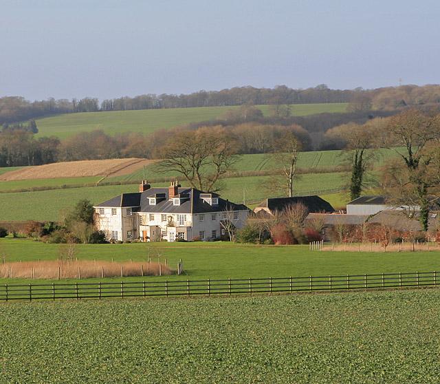 Swarraton Farm House