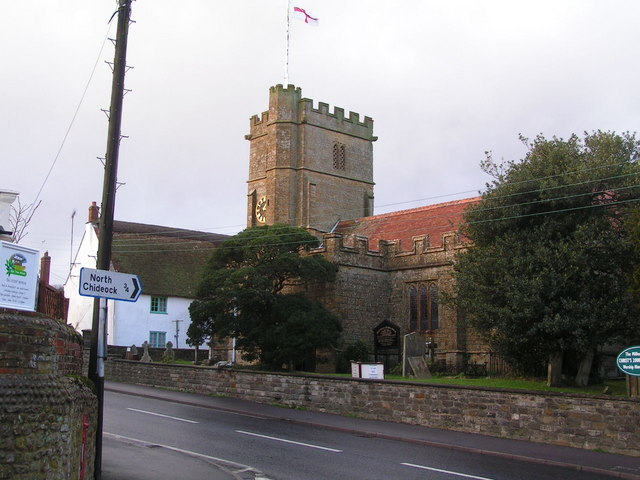 St Giles Parish Church, Chideock