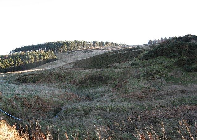 Howbog Hill