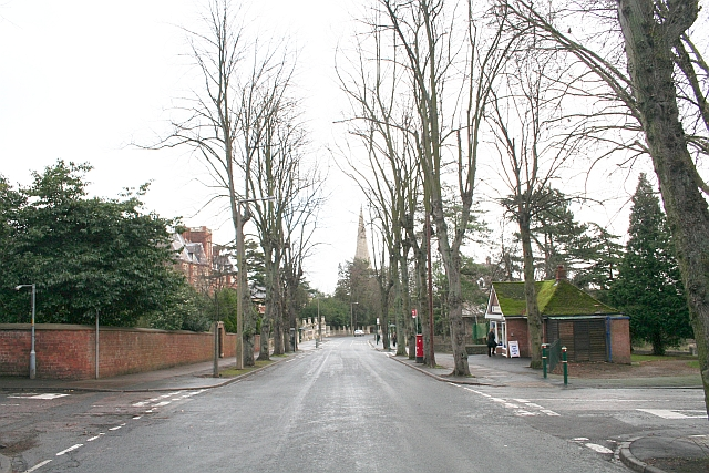 Avenue Road, Malvern