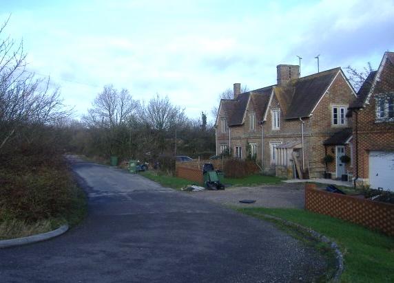 Greenman's Lane at Sodom