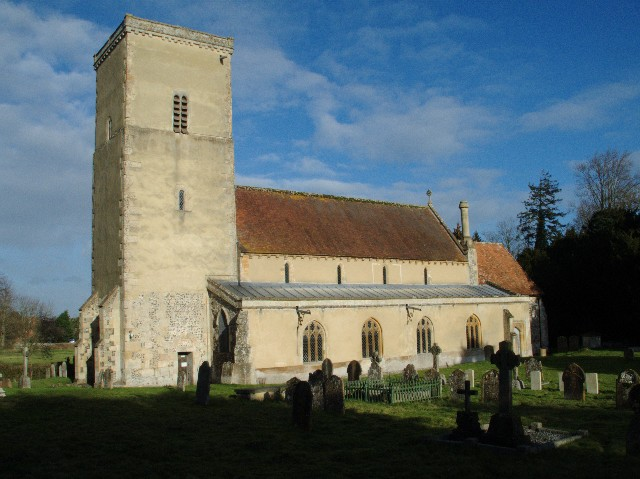 All Saints Church, Netheravon